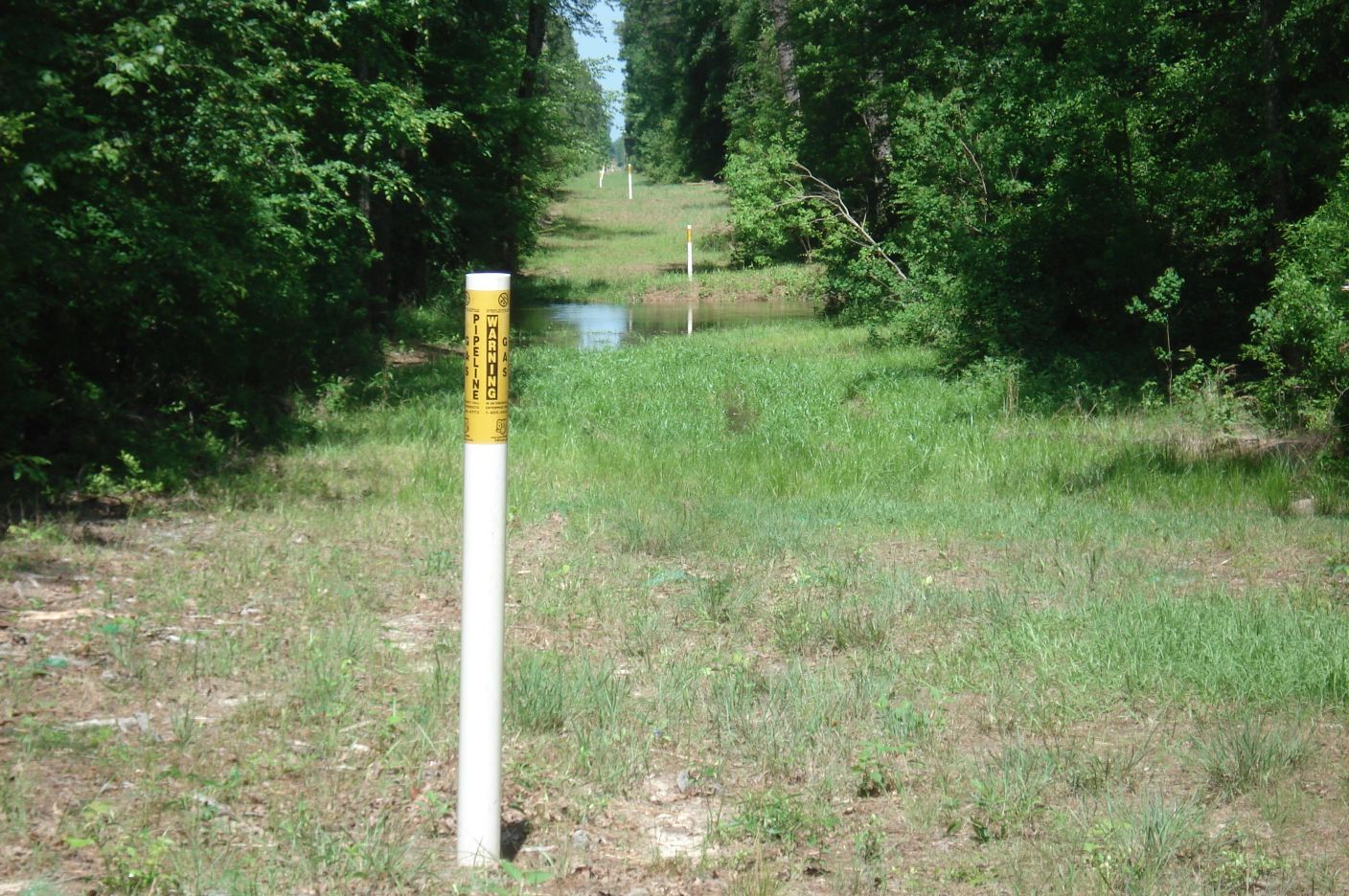 Easement/ Right-of-way Mapping